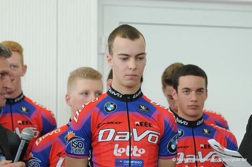 Ploegvoorstelling Davo Cycling Team (124)