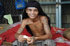 Philippines streetlife (Stone.Rome) Tags: street portrait people man male philippines streetlife