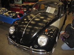 VW Beetle 1963 (v8dub) Tags: auto old classic car vw bug volkswagen automobile beetle voiture cox oldtimer fribourg oldcar freiburg collector kfer coccinelle kever fusca aircooled wagen pkw klassik