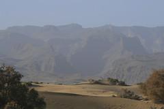 Dunas de Masaplomas y nuestra Cumbre de Gran Canaria