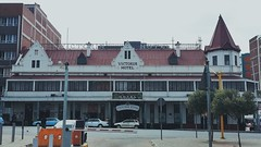 Victoria Hotel. (lucienmm) Tags: city holiday history beautiful hotel style icon pretoria iconic derelict vsco vscocam