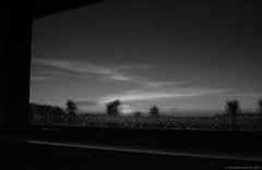 Second hand sunrise (ChrisRSouthland (Athens; catching up)) Tags: window sunrise nikon earlymorning waterdrops windowsill d800 nikond800
