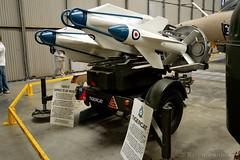 Tigercat SAM (Bri_J) Tags: nikon sam missile airmuseum tigercat d3200 yorkshireairmusuem