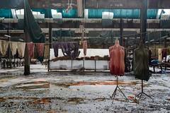 Haute couture (www.nicolabertellotti.com) Tags: abandoned decay urbex abbandono