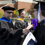 "<b>Luther College Commencement 2014</b><br/> Luther Celebrates the Graduating Class of 2014. Photo taken by Toby Ziemer.<a href=""http://farm6.static.flickr.com/5491/14286060405_8d6797a805_o.jpg"" title=""High res"">∝</a>"