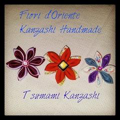 These are tsumami hana kanzashi handmade.  Questi sono kanzashi floreali fatti a mano.  #kanzashi #handmade #kawaii #imadeit #cute #fashion #fioridoriente #kimono #geisha #maiko #spille #accessori #japanesefashion #japaneseculture #hanakanzashi #flowers # (fioridoriente) Tags: flowers flores cute love me fleur look fashion japan handmade moda maiko geisha kawaii kimono fiori giappone japaneseculture imadeit brooches spille hairpins kanzashi japanesefashion accessori iwantit hanakanzashi fleurentissu fioridoriente