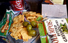 photo - Tapas Box for Purchase, United Airlines (Jassy-50) Tags: photo unitedairlines united airline ua tapas tapasbox airlinefood food olives chips hummus cocacola coke bermudanyc2014
