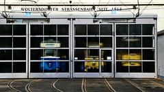 since 1913 (micagoto) Tags: tram depot 1913 woltersdorf strasenbahn