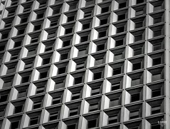 Windows and shades (sergio.luque) Tags: street blackandwhite bw white streets blanco streetphotography olympus bn omd