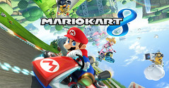 This weekend will be all about Mario Kart 8! (and Pikmin 3) (me2lightizet) Tags: nintendo 8 mario games racing kart me2day me2photo me2nintendo wiiu