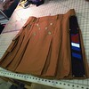 Leather panel Alt.Kilt going to CA. http://www.altkilt.com/leatherpanel