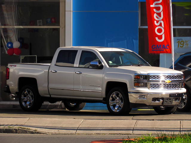 chevrolet 4x4 pickup 1500 camionetas doublecabin crewcab ltz chevroletsilverado silveradoltz