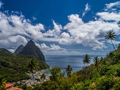 "The Pitons • <a style=""font-size:0.8em;"" href=""http://www.flickr.com/photos/91306238@N04/14574043532/"" target=""_blank"">View on Flickr</a>"