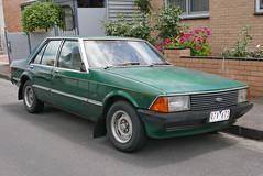 1979 Ford Fairmont (XD) sedan (wikipediaosx) Tags: brunswick victoria australia