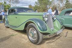 1936 Mercedes Benz 290 Cabriolet A (dmentd) Tags: 1936 mercedesbenz 290 cabrioleta