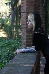 gothic girl (Rebeca.B) Tags: gothic gotico girl chica belleza cute retrato retrat photo black