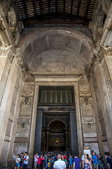 IMG_6581 (Eric.Burniche) Tags: rome roma romeitaly romaitaly roman pantheon temple columns ancient ancientrome circusflaminius history europe europa travel