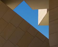 tangram (Cosimo Matteini) Tags: cosimomatteini ep5 olympus pen m43 mzuiko45mmf18 eltziego pasvasco spain es marquesderiscal hotel winery frankgehry architecture tangram