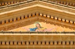 Blessed Virgin Mary into Heaven (sillie_R) Tags: church malta mgarr parish parishchurchoftheassumptionoftheblessedvirginmaryinto limarr parishchurchoftheassumptionoftheblessedvirginmaryintoheaven