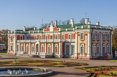 Kadriorg Palace n Autumn (AudioClassic) Tags: landscape outdoors estonia history fall building park tallinn autumn sunlight space place ancient season russia travel colored november leaf kadriorg famous palace garden peter tree nature old europe architecture baltic