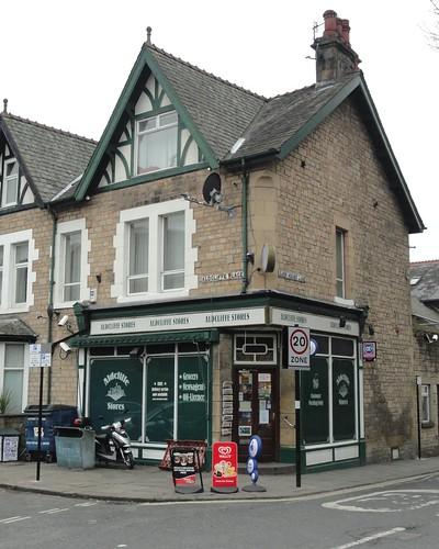 Aldcliffe Stores, Lancaster