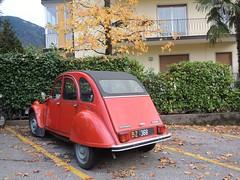 Citroën 2CV (regular carspotting) Tags: citroën citroen 2cv 2 cv ente french classic car
