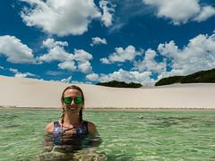 Lagoa Azul (Eden Fontes) Tags: barreirinhas lagoaazul maranhoepiau lenismaranhenses pndoslenismaranhenses ma deby