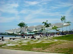 Museu do Amanhã (Gijlmar) Tags: brasil brazil brasilien brésil brasile brazilië riodejaneiro риодежанейро cidademaravilhosa ρίοντετζανέιρο américadosul américadelsur southamerica amériquedusud urban city architeture calatrava