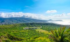 Diamond Head Oahu (when I'm on vacation) Tags: diamond head diamondhead trail hawaii oahu honolulu hike hiking nature mountain trees