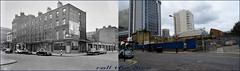 Chapel Street`1956-2016 (roll the dice) Tags: flyover london londonist westminster paddington marylebone old architecture local history traffic bygone westway nostalgia sad mad muslim arabs changes collection fashion shops shopping nw8 edwardian victorian vanished demolished ornate lights canon tourism heritage oldandnew pastandpresent hereandnow streetfurniture a40 nw1 lost tfl tube underground uk art classic retro urban council bollards ghostsign advertising police cars georgian passengers exit entrance roundel busstop flats dwelling england edgwareroad