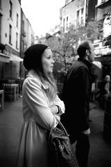 L/London (Ulrika Eva Karolina) Tags: london bw portrait friend bff travel city resa stad vn portrtt storstad semester
