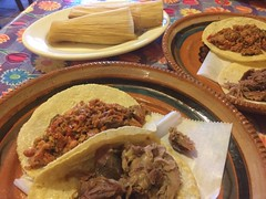 South Philly Barbacoa (htomren) Tags: phonepics southphillybarbacoa staycation staycation2016 food tacos tamales meat lamb