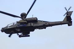 ZJ184   WAH-64D Gunship 1 (Antonio Doblado) Tags: duxford veday aviacin aviation aircraft helicoptero zj184 boeing westland apache ah64 gunship gunship1 rotorcraft chopper