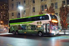 GO Transit 8318 (apta_2050) Tags: gotransit metrolinx alexanderdennis adl enviro500 e500 superlo e500mmc citybus publictransit commuter intercity doubledeckbus motorcoach downtown financialdistrict toronto ontario