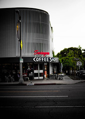 IMG_2799.jpg (a.pujol) Tags: losangeles coffeeshop swingers mytown hollywood la beverly secondtimearound home mycity lovela desaturated swingersla