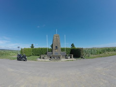 Memorial de la Plaine Sapin à Somme-Leuze
