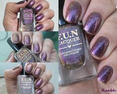 Storge (H) - F.U.N Lacquer (Raabh Aquino) Tags: unhas esmaltes multichrome nails nailpolish naillacquer fun love storge