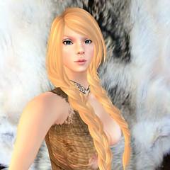 Kae Bondmaid Glamour Shot (hunnibear86) Tags: gorean gor secondlife sl avatar