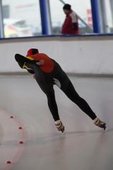 A37W0447 (rieshug 1) Tags: speedskating schaatsen eisschnelllauf skating nkjunioren knsb nkjuniorenallroundafstanden afstanden allround 50010001500massstart demeent alkmaar sportcomplexdemeent juniorenb ladies dames 3000m