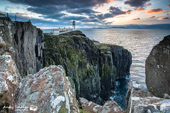 Neist Point Lighthouse, Isle of Skye (Andy Stables) Tags: sunset neist point lighthouse minch moonen bay waterstein glendale skye scotland canon 5d4 5d mark iv