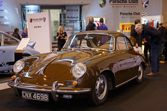 NEC Classic Car Show 2016 (<p&p>photo) Tags: 1960s 60s brown 1964 porsche 356 sc coupe porsche356 porsche356sc porsche356sccoupe cnx469b vehicle retro motor motors auto car classic carshow classiccars classiccar classiccarshow classicmotorshow lancasterinsurance bikeshow motorcycleshow classicmotorbike classicmotorbikeshow lancaster insurance show motorbike lancasterinsuranceclassicmotorshowandclassicmotorbikeshow lancasterinsuranceclassicmotorshow the national exhibition centre nec nationalexhibitioncentre thenationalexhibitioncentre birmingham england uk november november2016 worldcars
