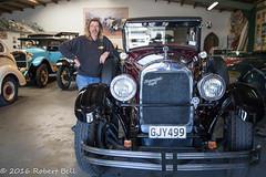 Man and his machines (zzrbell) Tags: artdeco napier newzealand hawkesbay nz