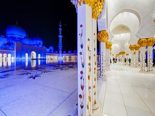 Abu Dhabi - Sheikh Zayed Grand Mosque (6)