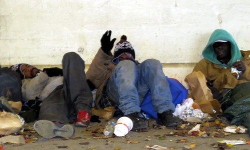 homelessness karl marx Homelessness, whether in kenya or in any developed country, is a sign that the much praised capitalism has its limits  novelists like charles dickens and politicians like karl marx and .
