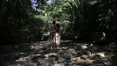 primitivos (el Hombre Viento) Tags: amor love lovetime miauuu santander cascadas montaas vida life vidaprimitiva primitivos supervivientes jungle selva jungla mountain