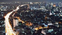 Bangkok skyline (raffaelemariano) Tags: bangkok bkk lebua statetowerbangkok statetower skyline