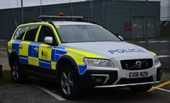 Essex Police | Volvo XC70 | Armed Response Vehicle | KA35 | #5 | EX16 NZH (Chris' 999 Pics) Tags: essex police volvo xc70 4x4 arv armed response vehicle rpu roads policing unit london stansted airport baa stn protect service firearms weapons guns law enforcement 999 112 ex16nzh