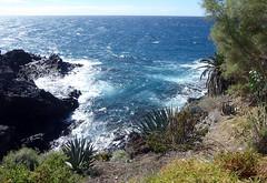 161127_0057 (larseriksfoto) Tags: sea costa adeje kanarieöarna canary islands tenerife teneriffa dmctz70 dmczs50 blue