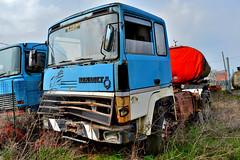 Berliet TR350 (riccardo nassisi) Tags: auto camion abbandonato abandoned wreck wrecked rust rusty relitto rottame ruggine ruins scrap scrapyard epave renault berliet scania iveco 140 141 v8 6x2 tr 350 190 35 36 turbo turbotech