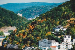 idar & oberstein (lina zelonka) Tags: idaroberstein idar oberstein linazelonka naheland nahetal hunsrck germany rheinlandpfalz rlp rhinelandpalatinate deutschland europe europa hills hgel berge forest wald woods bume trees autumn herbst fall hunsrueck architecture nikond7100 18105mm town
